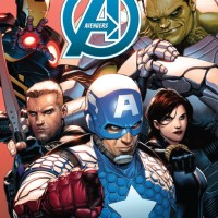 Komik Digital Marvel The Avengers