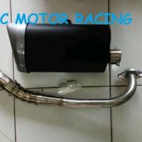 harga Knalpot Tsukigi Full System Original Thailang Untuk Yamaha Nmax Tokopedia.com