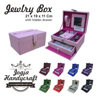 Jual Kotak Tempat Perhiasan dan Accesories Murah