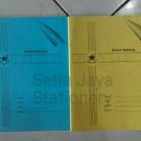 Buku Tulis Kotak Kotak Sedang