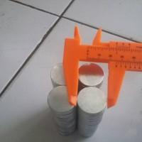 Jual magnet neodymium  25x3 Murah