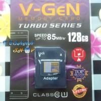 Microsd Ori VGen Turbo Class 10 Adapter 128Gb MMC Micro sd 128 Gb