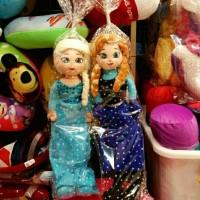 Jual SALE boneka ELSA ANNA Frozen Disney Limited Edition lucu Murah