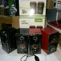 harga Speaker aktiv Fleco F  017 Tokopedia.com