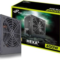 FSP HEXA PLUS H2-400W 80+ (GARANSI RESMI)