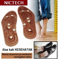 Alas kaki Terapi Niktech Heighten And Healthy // Alat Peninggi Badan