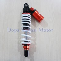 Shock Answer 007-1 Shockbreaker Tabung Motor Matic Mio Vario White