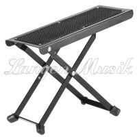 Foot stool Untuk pijakan kaki ketika bermian gitar posisi berdiri