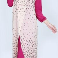 gamis, baju pakaian gamis wanita model terbaru, soleh, garsel brh 3988