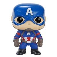 Funko Marvel Captain America 3 Civil War: Captain America Bobble Head