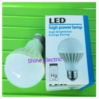 Lampu bohlam LED 5W putih bergaransi Philled