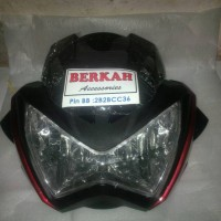harga Batok/Kedok Lampu Depan Ninja Z 250 Tokopedia.com