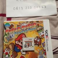 Game 3DS 2nd Paper Mario Sticker Star