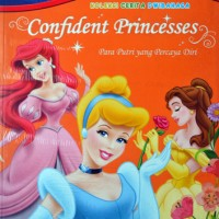 harga Buku Cerita Anak Dwibahasa Disney : Para Putri yang Percaya Diri Tokopedia.com