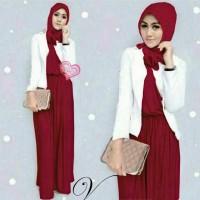 Baju setelan muslim wanita bagus cantik harga murah bagus berkualitas