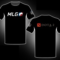 Tshirt Dota2 MLG Gaming