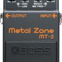 harga Boss MT-2 Metal Zone Tokopedia.com