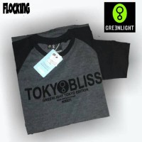 kaos reglan greenlight grey