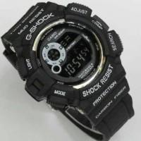 harga CASIO G-SHOCK MUDMAN 9300 hitamputih Tokopedia.com
