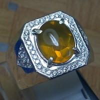 Harga cincin batu permata fire opal | Pembandingharga.com