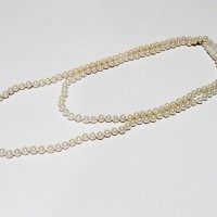 Kalung Fashion Wanita Impor / Pearl Necklace Import - A 4037