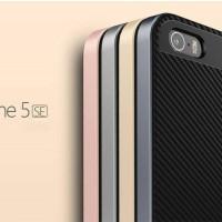 iPhone SE/5/5s Neo Hybrid Sgp Spigen Case/Casing Aksesoris iPaky Armor