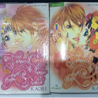 Komik dewasa set : Touch by Your Kiss 1-2 tamat