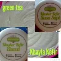 Kefir Masker Green Tea Etawa