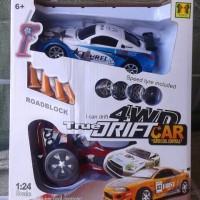 yoyo rc drift 1:24 4wd true drift car