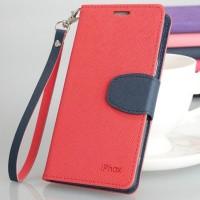 Iphox Leather Case - Htc Desire 816