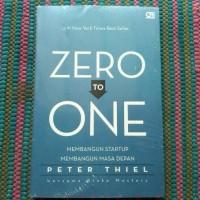 Zero to One - Peter Thiel