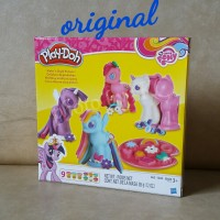 Cetakan Playdoh ORIGINAL My Little Pony Cutie Mark Creators Play-Doh