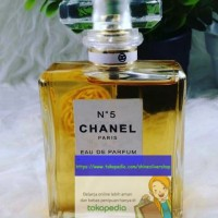 Parfum ORIGINAL EROPA 100% GARANSI Chanel No 5 WOMEN EDP