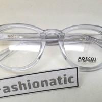 Kacamata Frame MOSCOT LEMTOSH Clear Transparant
