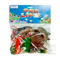 harga Mainan Binatang Laut Sea Life (14 pc) Tokopedia.com