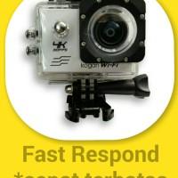 ... harga Kogan Action Camera 4k Nv 30fps - 16mp - Putih - Wifi Tokopedia.com