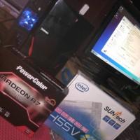 PC Intel Core i5 661 3,33GHZ untuk Gaming,Render,Design