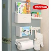 harga Kulkas Organizer Storage Box Lemari Es Pendingin 5 in 1 Wadah Tempat S Tokopedia.com