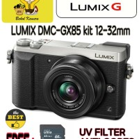 PANASONIC LUMIX DMC-GX85 KIT 12-32MM / DMC-GX85 / LUMIX GX85 / GX85