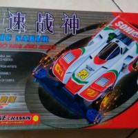 Tamiya Image Mini 4WD Go For Speed Series Sonic Saber