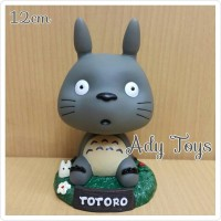 Anime My Neighbor Totoro Cute Q Bobble Head Cartoon Toy Action Figure
