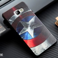 Samsung Galaxy A510 A5 2016 Silicone Case 3D ultrathin gundam soft