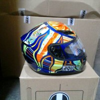 Helm agv k3 five continent