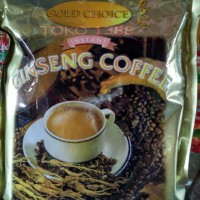 GOLD CHOICE COFFEE GINSENG