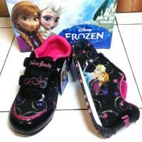 sepatu frozen #sepatu sekolah #sepatu anak perempuan #eternal winter