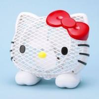 kipas angin desk fan hello kitty maspion