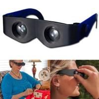Zoomies Binocular Glasses Teropong Kacamata Pembesar As Seen on TV