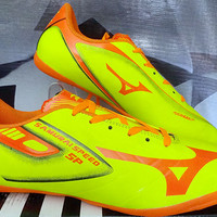 Sepatu Futsal Mizuno Samurai Speed Kuning