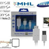 KABEL HDMI MHL SAMSUNG S5 (HP TO TV)