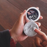 King Pompadour Pomade Clay Paste